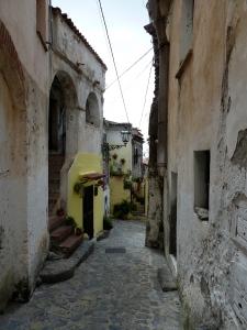 Centro Storico in Scalea