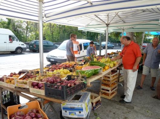 Markets in Scalea