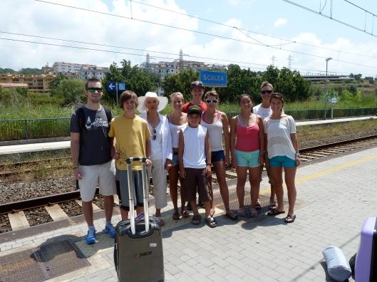 Scalea Train Station