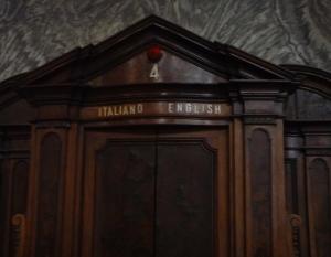 Bilingual confessional