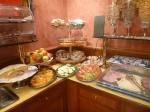 Breakfast at Hotel Rafaello