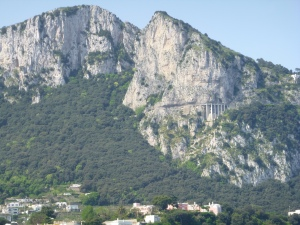 Road to Anacapri