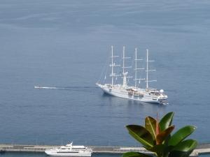Wind Spirit from Town of Capri