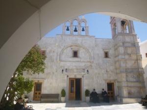 Monastery in Ano Mera