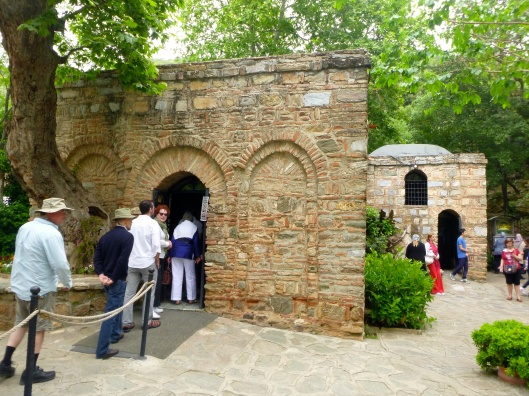 Virgin Mary's house Ephesus