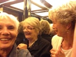Squished in selfie in our tiny elevator in a GREAT hotel.