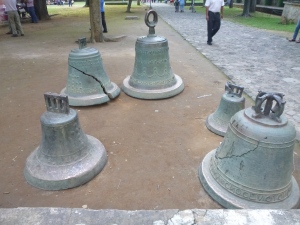 They seem to have worn out a few bells.