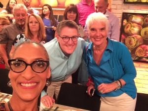 Carla Hall has been a favorite since Top Chef days.