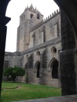 The thought of spending all ones' days in the cloisters was intriguing