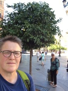 Homeless in Sevilla